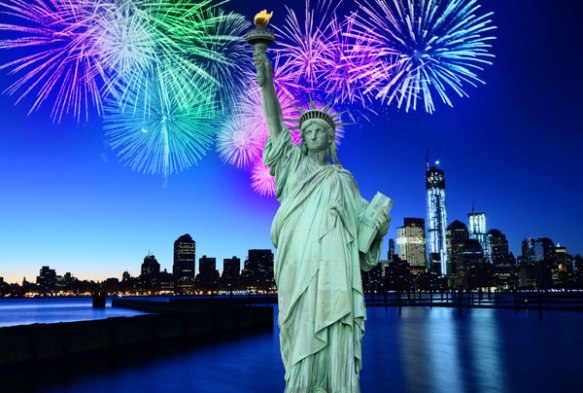 4th-of-July-Fireworks-Liberty-of-statue