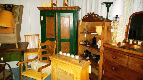 spanish pine antiques
